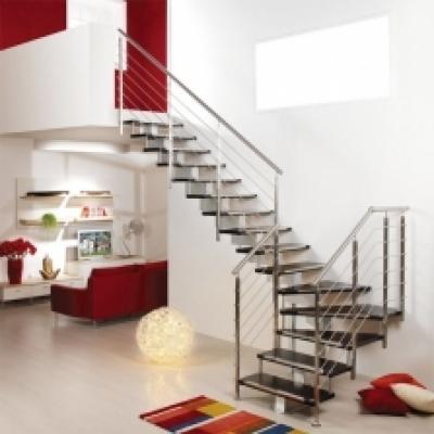Cầu thang lan can - 012