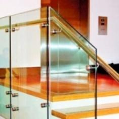 Cầu thang lan can - 001
