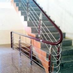 Cầu thang lan can - 009
