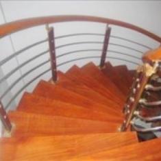 Cầu thang lan can - 010