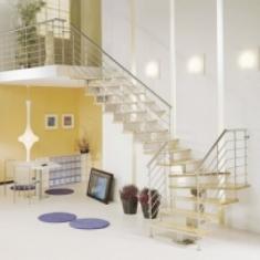 Cầu thang lan can - 011